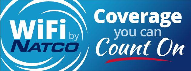 WiFi by NATCO: Coverage You Can Count On