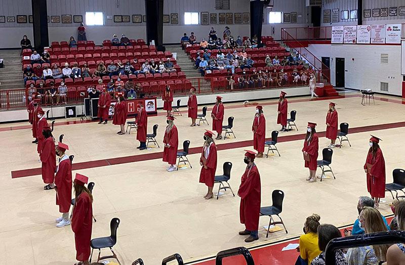 Lead Hill High School 2020 Graduation