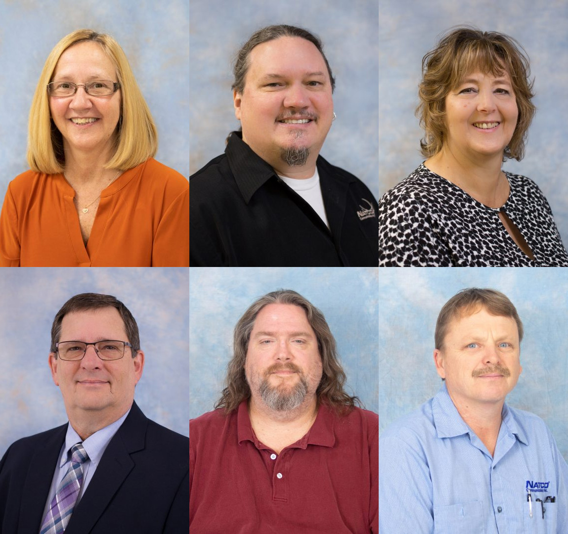 Picture of NATCO Honors Six Employees